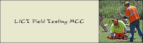 2014 LICT Field Testing MCC